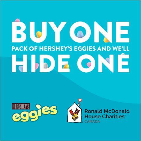 HERSHEY'S EGGIES Milk Chocolate Candy Easter Eggs - image 4 of 4