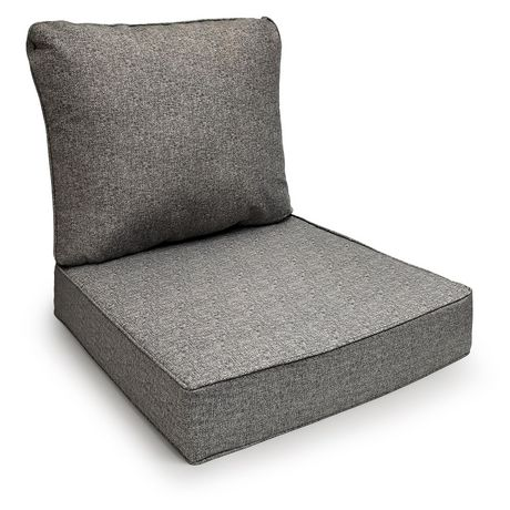 Hometrends Deluxe Deep Seat Cushion, Deep Seating Patio Cushions Canada