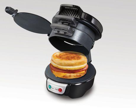 Proctor Silex Breakfast Sandwich Maker 25481c Walmart Canada
