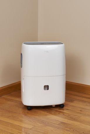 TCL 30 Pint Dehumidifier; White - image 3 of 4
