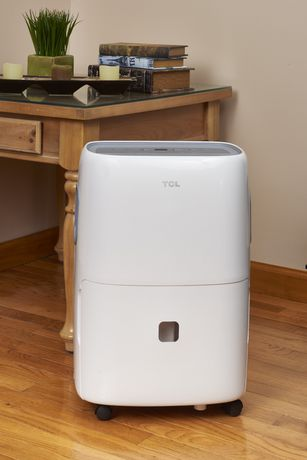 TCL 30 Pint Dehumidifier; White - image 4 of 4