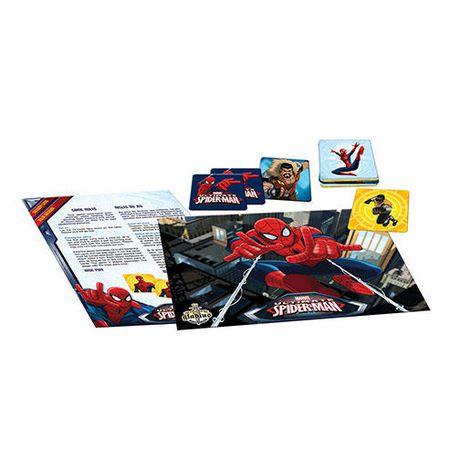 Jeu de mémoire édition ultime Spider-Man de Marvel - Bilingue - image 2 de 3