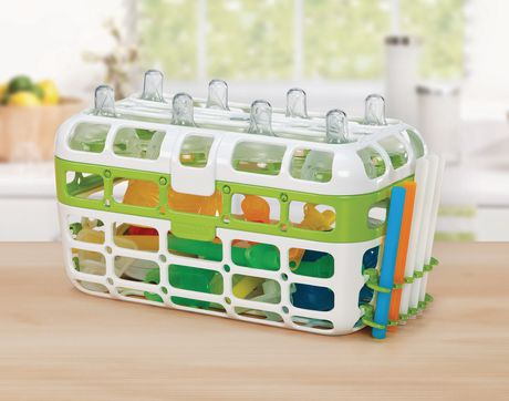 panier haute capacit pour le nettoyage au lave vaisselle walmart canada. Black Bedroom Furniture Sets. Home Design Ideas