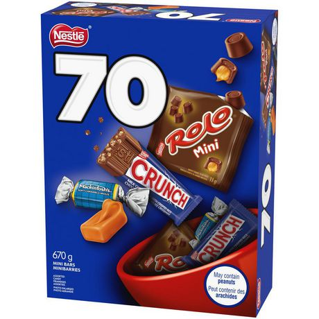 NESTLÉ® Mini Halloween Assorted Chocolate & Candy - image 3 of 8