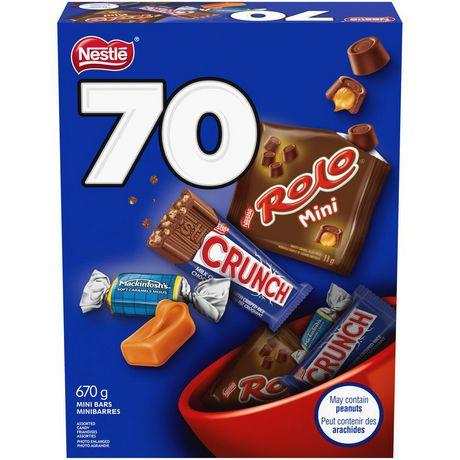 NESTLÉ® Mini Halloween Assorted Chocolate & Candy - image 1 of 8