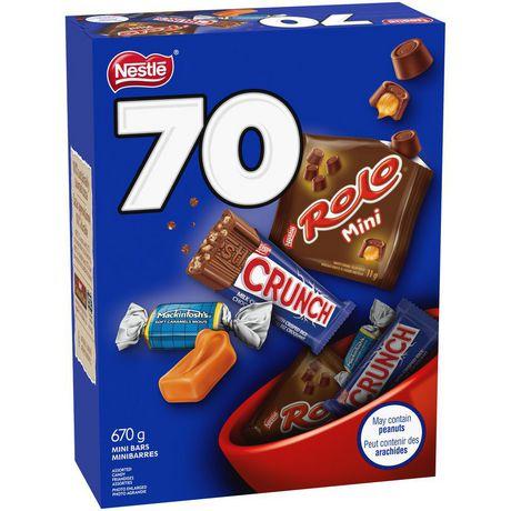 NESTLÉ® Mini Halloween Assorted Chocolate & Candy - image 2 of 8