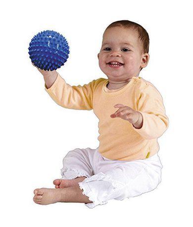 "Edushape - 4"" Sensory Ball - Opaque - 4 Pack - image 2 of 3"