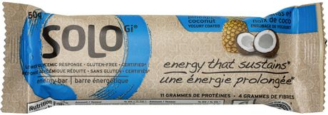 SoLo Pineapple Coconut Energy Bars - image 1 of 5