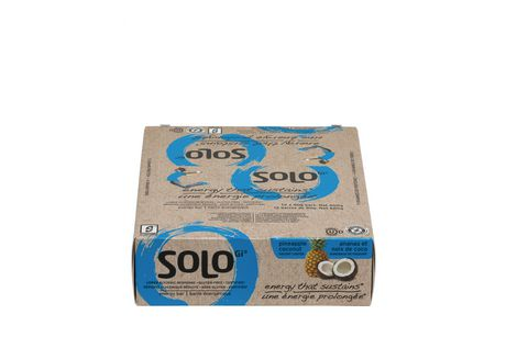 SoLo Pineapple Coconut Energy Bars - image 2 of 5