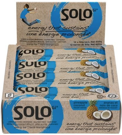 SoLo Pineapple Coconut Energy Bars - image 3 of 5