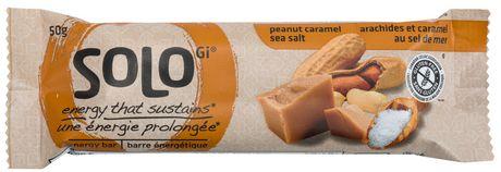 SoLo Peanut Caramel Sea Salt Energy Bars - image 1 of 5