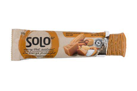 SoLo Peanut Caramel Sea Salt Energy Bars - image 5 of 5
