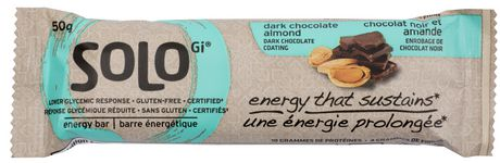 SoLo Dark Chocolate Almond Energy Bars - image 1 of 5