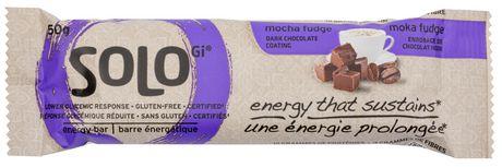 Solo Mocha Fudge Energy Bars - image 1 of 5