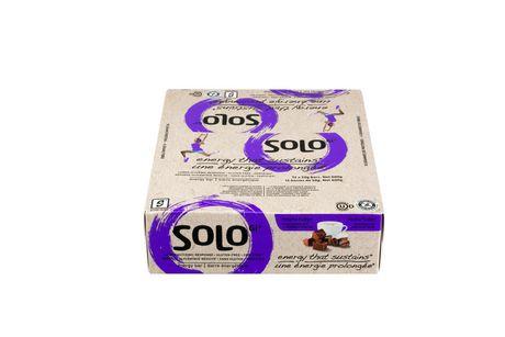 Solo Mocha Fudge Energy Bars - image 2 of 5