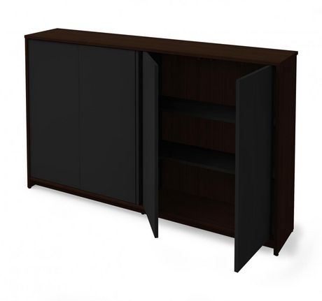 unit de rangement bestar de 60 po pour petit espace walmart canada. Black Bedroom Furniture Sets. Home Design Ideas
