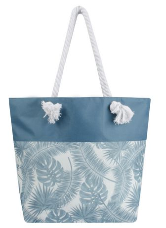 George Mesh Beach Tote With Rope Handles - image 1 of 3