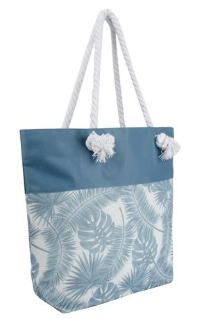 George Mesh Beach Tote With Rope Handles - image 2 of 3