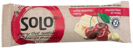 SoLo White Chocolate Cherry Energy Bars - image 1 of 5