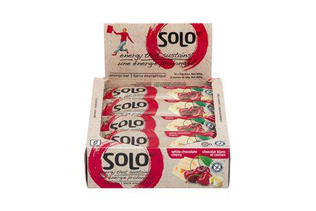 SoLo White Chocolate Cherry Energy Bars - image 3 of 5