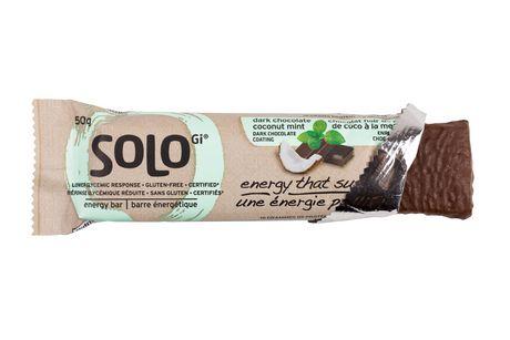 SoLo barre energetique chocolat noir et noix de coco á la menthe - image 5 de 5