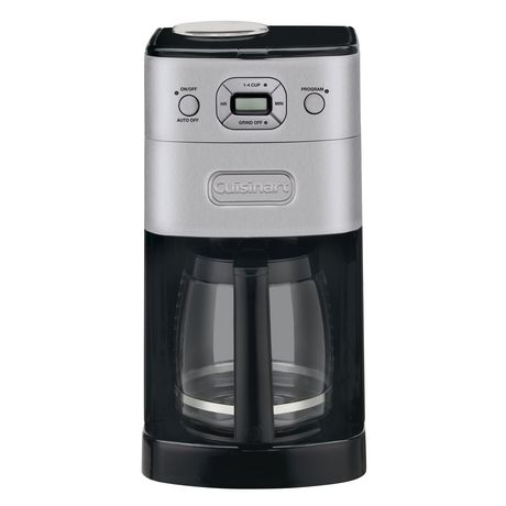 Cuisinart Fully Automatic Grind & Brew™ 12-Cup Coffeemaker - image 2 of 2