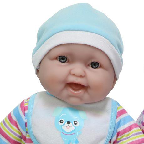Poupon jumeaux de 13 po Lots to Cuddle Babies de Baby Boutique - image 2 de 3