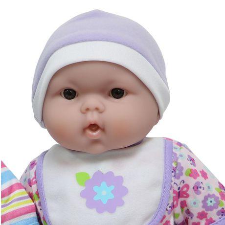 Poupon jumeaux de 13 po Lots to Cuddle Babies de Baby Boutique - image 3 de 3