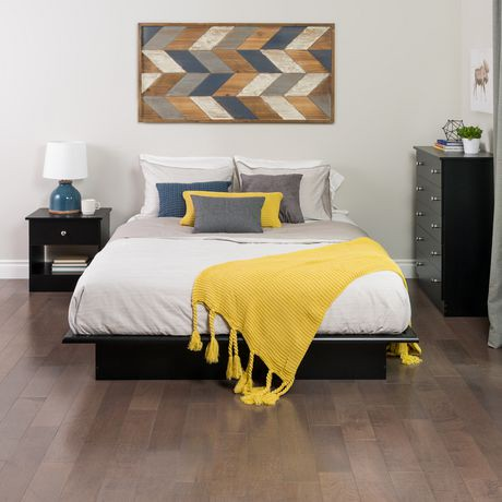 Prepac Double Full Size Platform Bed Walmart Canada