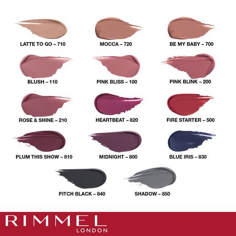74e08b18ac3 Rimmel London Stay Matte Liquid Lip Colour - image 6 of 6 ...