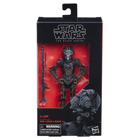 Star Wars The Black Series 4-LOM 6-inch-scale Figure - image 1 of 2