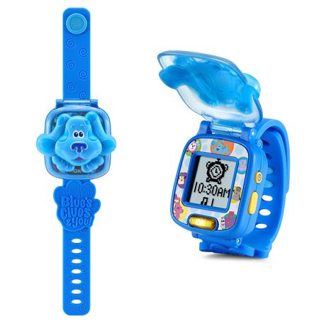 LeapFrog® Blue's Clues & You! Blue Learning Watch - English Version - image 1 of 8