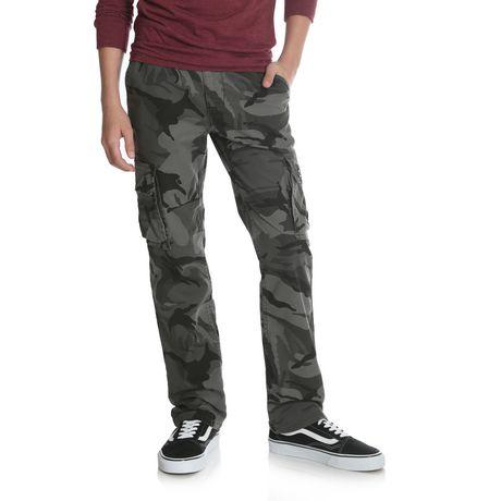 Wrangler Boys  Slim Straight Stretch Cargo Pant  8060a0d13