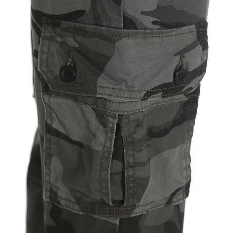 4a7182da Wrangler Boys' Slim Straight Stretch Cargo Pant | Walmart Canada