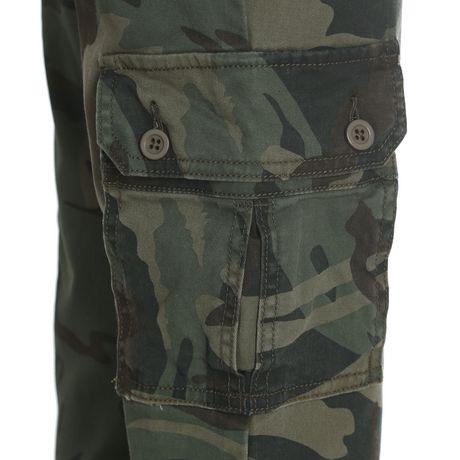 Wrangler Boys' Slim Straight Stretch Cargo Pant - image 6 of 6