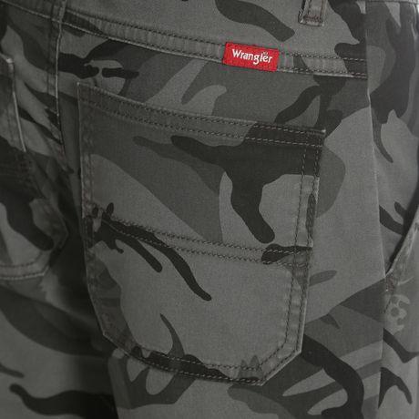 Wrangler Boys' Slim Straight Stretch Cargo Pant - image 5 of 6