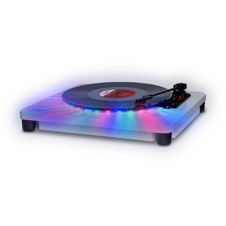 ION Audio Photon LP Platine à 3 vitesses avec éclairage multicolore intégré - image 4 de 5
