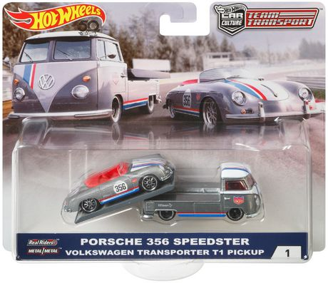 Hot Wheels Volkswagen T1 Transporter Pickup - image 1 of 1