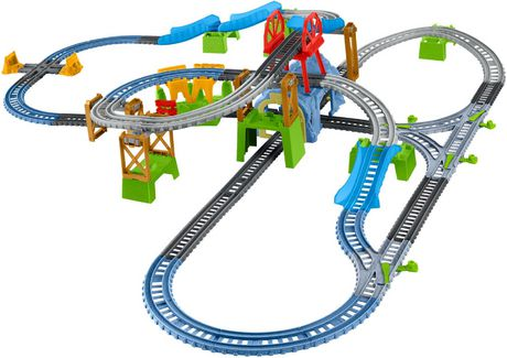Fisher-Price Thomas & Friends Trackmaster 6-in-1 Set, Percy - image 1 of 9