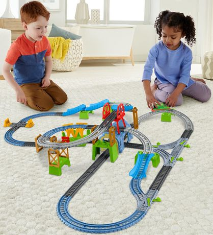 Fisher-Price Thomas & Friends Trackmaster 6-in-1 Set, Percy - image 2 of 9