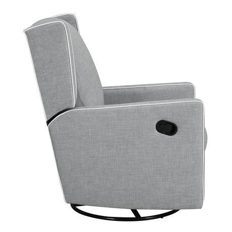 mon bebe everston swivel reclining glider - Reclining Glider