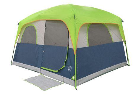"Ventura 11 x 9 x 82"" Straight Wall Cabin Tent | Walmart Canada"