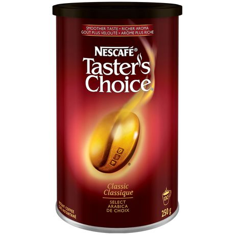 NESCAFÉ Tasters Choice Classic, Instant Coffee - image 1 of 3