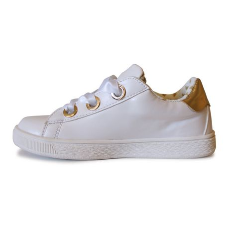 George Girls Lace up Casual Low Top Shoe - image 4 of 6