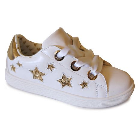George Girls Lace up Casual Low Top Shoe - image 1 of 6