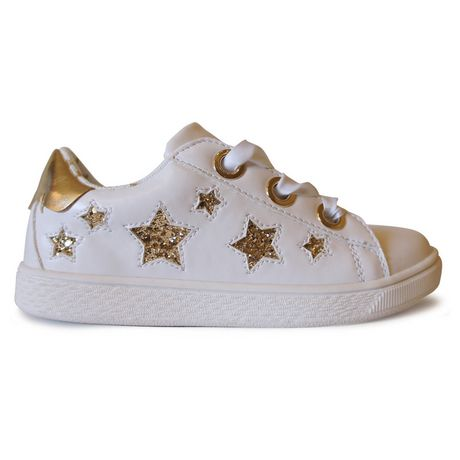 George Girls Lace up Casual Low Top Shoe - image 2 of 6