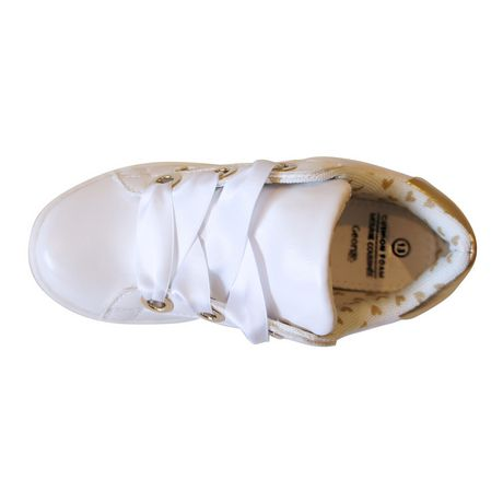 George Girls Lace up Casual Low Top Shoe - image 5 of 6