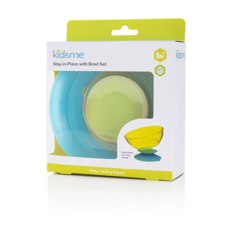 Kidsme Stay-in-place & Bowl - image 2 of 3