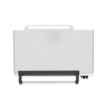 Black + Decker Crisp 'N Bake Air Fry Toaster Oven in Stainless Steel - image 5 of 6