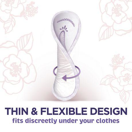 Protège-dessous d'incontinence réguliers Always Discreet, protection très légère, - image 4 de 4